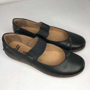 Clarks Medora Ally Size 8.5 Black CLARKS Leather